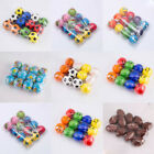 12 pcs Kinds of Ball Jumbo Slow Rising Scented Charms Kawaii Funny Squeeze Toy