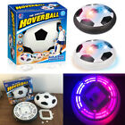 Air Power Soccer Disk LED Electric Suspension Football Pneumatic Indoor Game Toy