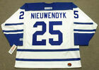 JOE NIEUWENDYK Toronto Maple Leafs 2003 CCM Throwback NHL Hockey Jersey