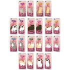 HEAD CASE DESIGNS KITTY CATS PINK GLITTER CASE FOR APPLE iPHONE SAMSUNG PHONES
