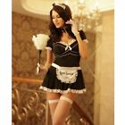 French Maid Lace Polka Dots Costume 88194
