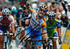 Tyler Farrar - Autographed - Signed 5X7 inches Garmin CYCLING Photo