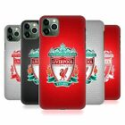 OFFICIAL LIVERPOOL FC LFC CREST 2 HARD BACK CASE FOR APPLE iPHONE PHONES