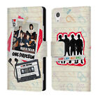 OFFICIAL ONE DIRECTION 1D MADE IN THE A.M. LEATHER BOOK CASE FOR SONY PHONES 1