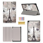 "For Amazon Kindle Fire HD 10 2017 10.1"" Inch Flip Leather Case Stand Cover Smart"