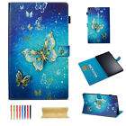 """For Amazon Kindle Fire HD 10 2017 10.1"""" Inch Flip Leather Case Stand Cover Smart"""