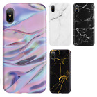 For Apple iPhone X TPU CANDY Gel Flexi Skin Case Phone Cover Accessory