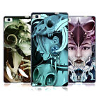 HEAD CASE DESIGNS SKULL MAIDEN SOFT GEL CASE FOR HUAWEI PHONES