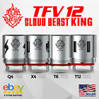 SMOK TFV12 Cloud Beast King Replacement Coils V12 Coil Head T12 (3/6/9 PCS)