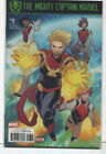 The Mighty Captain Marvel # 8 NM Stohl Bandini Arciniega  Marvel Comics  MD10