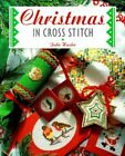 Christmas in Cross Stitch by Hasler, Julie Book The Fast Free Shipping