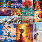 DIY Proffer Painted Canvas Painting Print Picture Home Wall Art Decor No Frame Gift