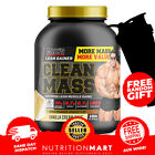 Max's Clean Mass Lean Muscle Gainer 10lb Protein Powder WPI Maxs Supersize WPC