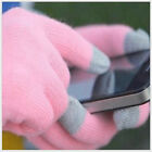 Magic Winter Men Women Touch Screen Glove Texting Capacitive Smartphone Knit New