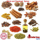 Whole & Powder Spices Masala & Seeds For Indian Cooking Direct Ship Fast Shipp**