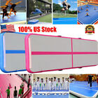 Airtrack Inflatable Air Track Floor Home Gymnastics Tumbling Mat GYM Taekwondo