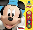 Disney Mickey Mouse Clubhouse: Where is Toodles Book The Fast Free Shipping