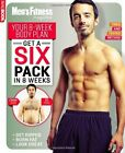 Men's Fitness 8-Week Body Plan by Men's Fitness Book The Fast Free Shipping