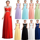 Gorgeous Long Bridesmaid Dress Wedding Party Formal Evening Ball Gown Prom Dress