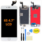 """White For iPhone 6S 4.7"""" CompleteTouch Screen Replacement LCD Digitizer+Button"""