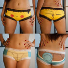 Pokemon Go Sexy Women Panties Briefs Bikini Knickers Underwear Thongs G-string
