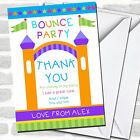 Bounce House Bouncy Castle Children's Birthday Party Than...