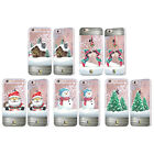HEAD CASE DESIGNS XMAS JARS LIQUID ICE SNOW CASE FOR APPLE iPHONE SAMSUNG PHONES