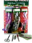 SALLY HANSEN la cross 4pc christmas stock Filler.. nail clip scissors tweezer