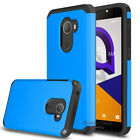 For Alcatel REVVL -A30 Fierce Case Shockproof Armor Hybrid Rubber Phone Cover