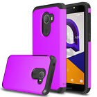 For Alcatel REVVL /A30 Fierce Case Shockproof Armor Hybrid Rubber Phone Cover
