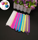 15CM Pop Lollipop Sticks Candy Cake Chocholate Sugar Paste Tools 50pcs