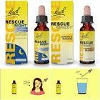 Bach Rescue Remedy Drops - 10ml or 20ml