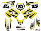 2001-2015 RM 125 250 GRAPHICS KIT DECALS 2013 2012 2011 2010 2009 2008 2007 2006