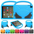 """For Ipad 9.7"""" 2017/2 3 4/mini/air 2/pro Kids Shockproof Rubber Stand Case Cover"""