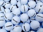 WHITE RANGE GOLF BALLS BRAND NEW UNBRANDED 2 PIECE  DRIVING PLAIN QUALITY