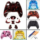 Xbox One MK1 Replacement Controller Shell Faceplates + Matching Buttons Mod Kit