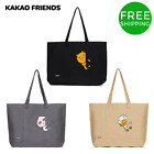 [KAKAO FRIENDS] Official Goods Boucle Eco Bags Ryan/Apeach/Tube FREE Tracking