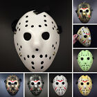 Jason Friday 13th Halloween tv film mens kids fancy dress plastic hockey mask