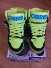 New OSIRIS   NYC 83 SKATEBOARDING Athletic Sneakers  LME/CYN/BLK