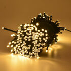 105FT 300 LED SOLAR POWERED FAIRY STRING LIGHT GARDEN IN/OUTDOOR PARTY HALLOWEEN