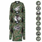 NHL Reebok Official USA Camo Practice Jersey Collection Men'
