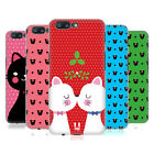 HEAD CASE DESIGNS CHRISTMAS CATS HARD BACK CASE FOR ONEPLUS 5