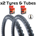 "24"" x 1.95"" Tyres Vandorm Storm Off Road MTB Bike Tyre Pairs & Inner Tube Deals"