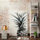 Unframed Black and White Pineapple Canvas Painting Living Room Wall Decor