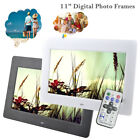 10 HD LED Digital Photo Frame Picture Album Clock Calendar MP3 4 Movie Player