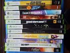 XBOX 360 Games - 16 games with manuals and boxes