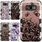 For Samsung Galaxy S8 Active IMPACT TUFF HYBRID Protector Case Skin Phone Cover
