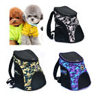 Cat Dog Pet Mesh Head Backpack Puppy Travel Carrier Front Shoulder Handbag Bag