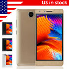 "5.0"" Inch Smartphone Unlocked Android 6.0 Cell Smart Phone Quad Core Dual SIM 3G"
