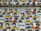 STAR TREK    PREMIUM LICENSED FABRIC   CAMELOT   COTTONS       FAT QUARTER on eBay